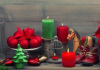 jouluinen kuva kynttiloita ja joulutahti