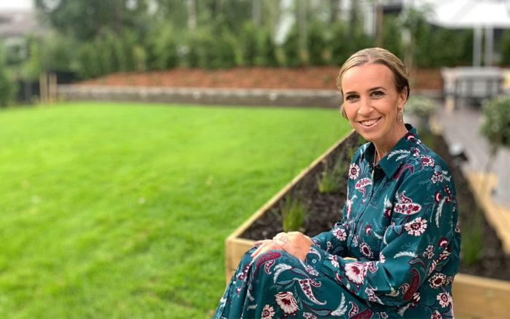 Kotoisa MTV3 kausi 4 pihasuunnittelija Helga Andersson